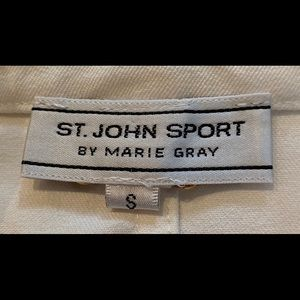 St. John Sport by Marie Gray Jackets & Coats - St. John Sport by Marie Gray Jacket Size Small